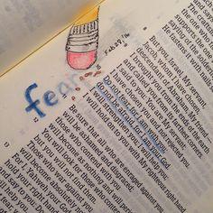 Isaiah 41:10 // flourishingzone