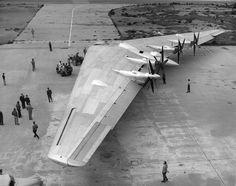 Rocketumblr | XB-35 YB-49