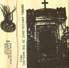 Mental Anguish - Shot In The Dark (Cassette) at Discogs