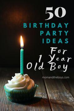Simple 1st Birthday Party Boy, 1 Year Old Birthday Party, Sports Theme Birthday, Birthday Themes For Boys, Boy First Birthday, Boy Birthday Parties, Birthday Fun, Birthday Ideas, Boys Blog