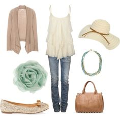 love the neutrals and can totally work for spring/summer by adding some colour to the mix
