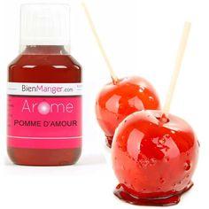 BienManger aromes et colorants - Arôme alimentaire de pomme d'amour