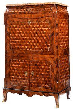 Art Furniture, Antique Furniture For Sale, Antique Desk, Italian Furniture, French Furniture, Furniture Styles, Unique Furniture, Furniture Making, Vintage Furniture
