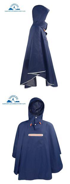 Hooded outdoors Raincoats Rainwear women breathable portable ultralight windproof waterproof rain poncho coat chubasquero mujer