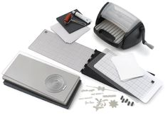 letterpress machine & cute examples of what you can do with it.