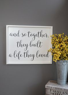 Farmhouse Chic Wedding Wood Signs 28 New Ideas Chic Wedding, Trendy Wedding, Wedding Gifts, Wedding Ideas, Wedding Shoot, Wedding Inspiration, Farmhouse Signs, Farmhouse Chic, Bedroom Decor For Couples