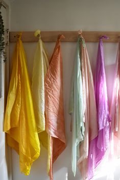 Plant Dyed Play Silks » Homesong