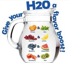 Healthy Water Tricks To Detox. I'm gonna make the blueberry-watermelon. WE HAVE BOTH INGREDIENTS!!!