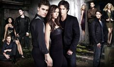 The Vampire Diaries- I can't lie I am now obsessed with this show. I watched all three seasons in 3 months...