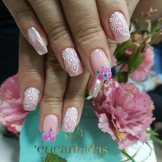 Love Nails, Manicure And Pedicure, Beauty Nails, Hair And Nails, Nail Designs, Nail Art, Erika, Margarita, Makeup