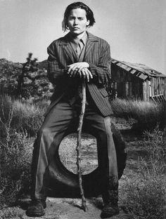 Johnny Depp...Mark Seliger