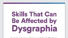 Difference Between Dysgraphia and Dyslexia   Dyslexic and Dysgraphic Children - Understood