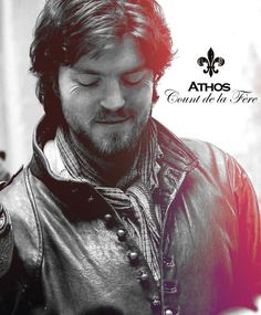 Athos, Count de la Fere. What is it about crows feet? It's like I don't like a man until he has them. Is it just me?
