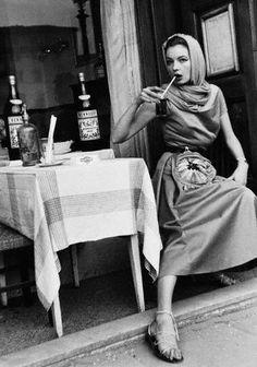 Florence, February 1953