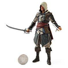 ThinkGeek :: Assassin's Creed Figures, $9.99, ThinkGeek.com