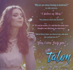 Talon - Ashes & Embers book 4