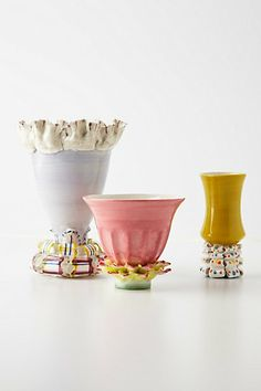 Cockleshells Vase, Anthropologie