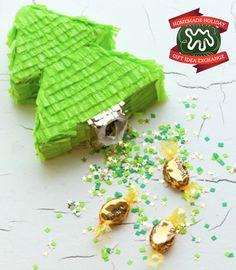 Make this Homemade Holiday Gift: Christmas Piñata — HOMEMADE HOLIDAY GIFT IDEA EXCHANGE: PROJECT #24