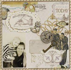 Steph Devlin.  Imaginarium Designs.