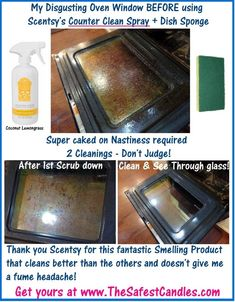 Scentsy Counter Clean Spray