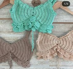 Ideas crochet baby summer top for 2019 Tops Tejidos A Crochet, Crochet Tank Tops, Crochet Summer Tops, Crochet Shirt, Crochet Motif, Crochet Bikini, Crochet Top, Crochet Patterns, Crochet Baby Clothes