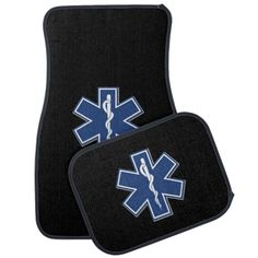 EMS Star Of Life gearing up the POV with pride
