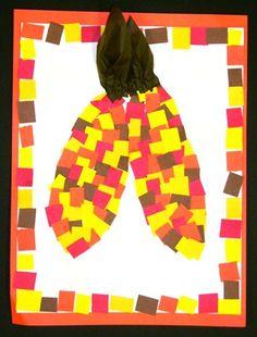 hispanic heritage--corn mosaic