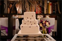 Stunning wedding cake, The Red Barn - Inspiration Gallery Wedding Venue Image