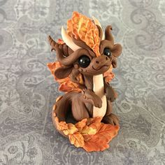 Baby-Leaf-Dragon-Sculpture-by-Dragons-and-Beasties