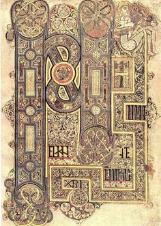 medieval book borders - Google Search