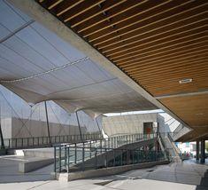 Galería - Edificio Departamento de Física / Marsino Arquitectos Asociados - 3