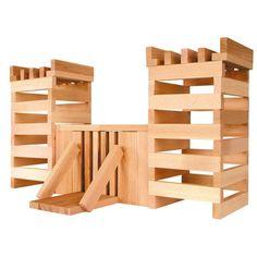 Journal Montessori: Kapla