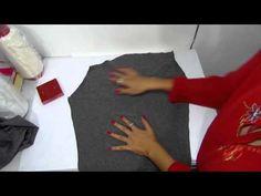 AULA COMPLETA COSTURA E MODELAGEM Calça Legging Alana Santos Blogger - YouTube