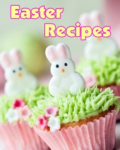 Easter Recipes - Looking for an Easter menu? Pick Easter recipes and create your own menu featuring appetizers, salads, side dishes, main dishes and dessert recipes, and decorating and entertaining ideas for your Easter party.