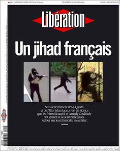 Libération - Vendredi 16 Janvier 2015 - N° 10470