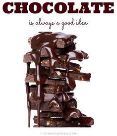 Xocolatl to Chocolate .The journey of chocolate Funny Chocolate Quotes, Chocolate Humor, Chocolate Slice, Death By Chocolate, I Love Chocolate, Chocolate Heaven, Chocolate Syrup, Chocolate Coffee, How To Make Chocolate