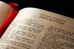 DCLM BELGIUM: Incredible Unity Of Scripture