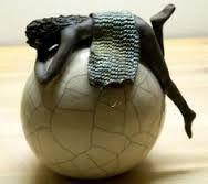 Bildergebnis für keramiek beelden raku
