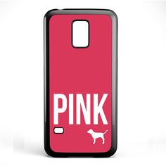 Pink Victoria's Secret Phonecase Cover Case For Samsung Galaxy S3 Mini Galaxy S4 Mini Galaxy S5 Mini