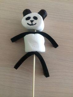Panda traktatie.
