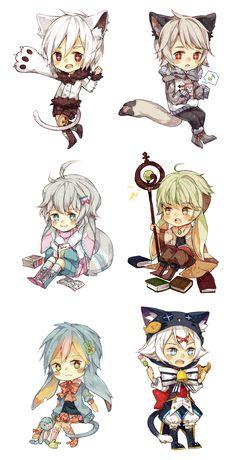 Chibi by ruuto-kun