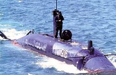 Croatian Navy (HRM) Velebit, formerly Soca Small submarine operations in the former Yugoslav Navy (JRM) were a part of the SF. Midget Submarine, Mini, Navy Ships, Sea World, War Machine, Deep Sea, Shark, Fighter Jets, Places To Go