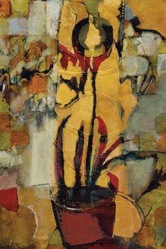 Sienna Lee - Existence III - 28 x 40 - Acrylic
