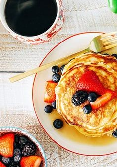 Happy #NationalPancakeDay! This is the secret ingredient your pancakes need
