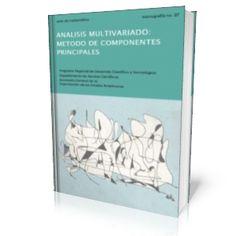 LIBROS GRATIS: ANÁLISIS MULTIVARIADO: MÉTODO DE COMPONENTES PRINC...