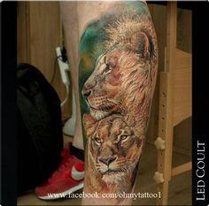 ohmytattoo.com wp-content uploads 2015 06 puppy-lion-tattoo.png