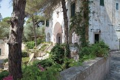The slow-paced, isolated villages that make up this region of southern Italy boast a stunning landscape, deep-blue seas and centuries of history. Famous Gardens, Italian Garden, Southern Italy, Garden Pool, Ny Times, Italy Travel, Garden Inspiration, Puglia Italy, Outdoor Gardens