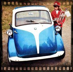 BMW Isetta 1959 mod.,