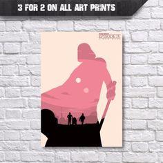 Star-Wars-Episode-IV-a-New-Hope-Darth-Vader-Poster-Wall-Art-Print-A4-Prints