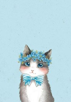 Cutest cat painting I have ever seen. Thanks for sharing your awesome Work and talent.